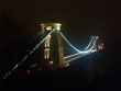 Clifton Suspension Bridge from Observatory Green