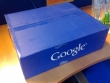 Google Mini 2.0 in its box