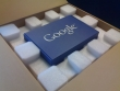 The Google Mini box opening ceremony