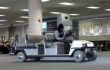 Cart at Atlanta Airport