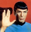 Spock himself; © Paramount Pictures