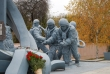 Chernobyl - Firefighter monument - Firefighters