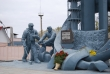 Chernobyl - Firefighter monument - Plant workers