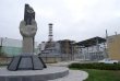 Chernobyl - Reactor 4 - Monument and security area