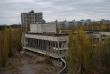 Pripyat - Hotel Polissya - View of cultural centre