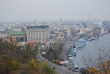View of Kyiv's old town