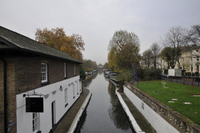 Grand Union Canal (Little Venice, Paddington Basin)